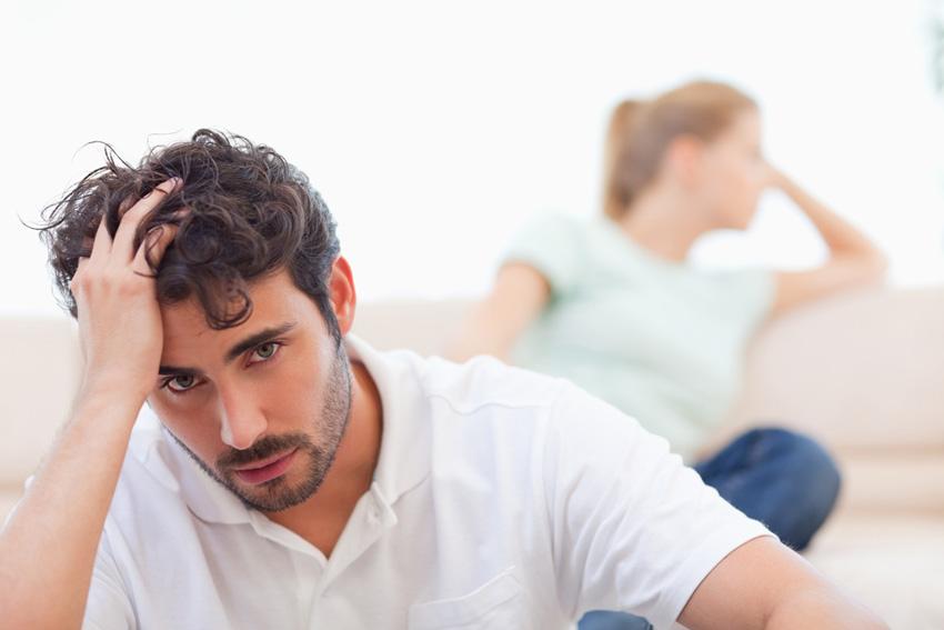 علائم هشداردهنده در یک ازدواج مشکل دار