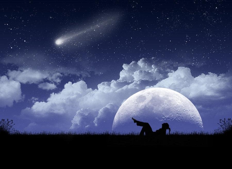 داستان ستاره دنباله دار / بزرگ علوی